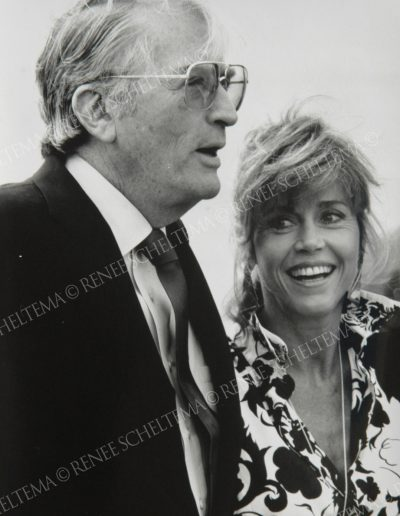 Gregory Peck, Jane Fonda