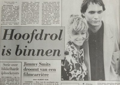 Jimmy Smits, Jane Fonda