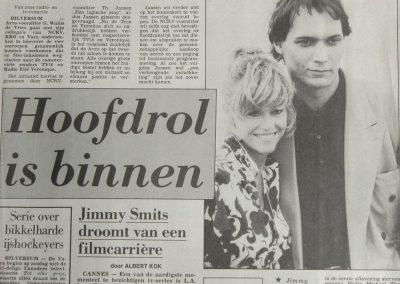 Jimmy Smits, Jane Fonda