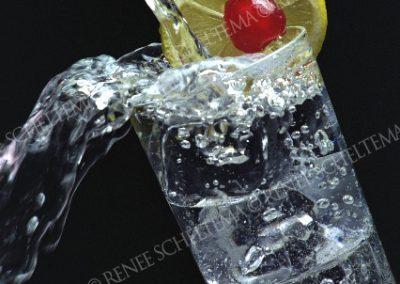 glass h2o