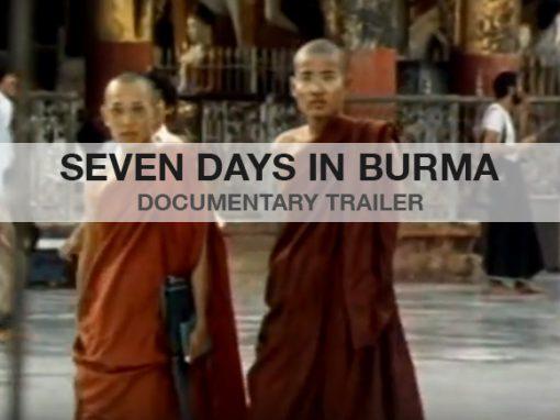 Seven Days in Burma